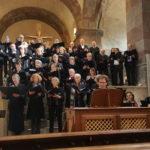 Chor im Altarraum